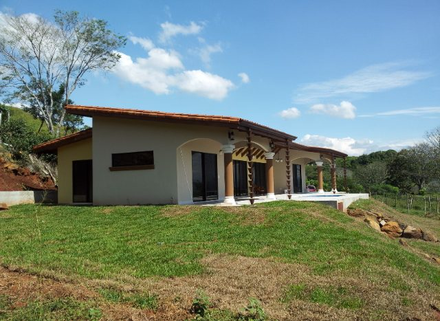 New house for sale, Atenas, Costa Rica, real estate