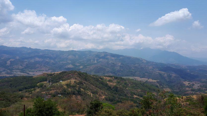 Building lots near Atenas, Costa Rica