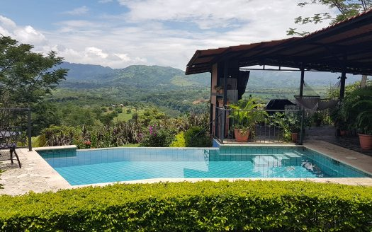 House pool for sale Atenas Costa Rica
