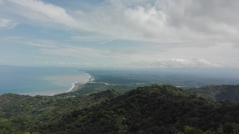 Costa Rica, land, Pacific Ocean