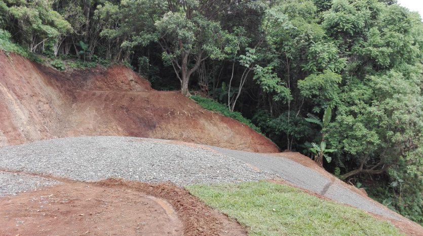 Costa Rica, Atenas real estate, building lot for sale