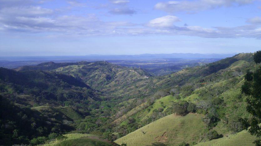 Atenas, Costa Rica, Pacific Ocean views, lot for sale