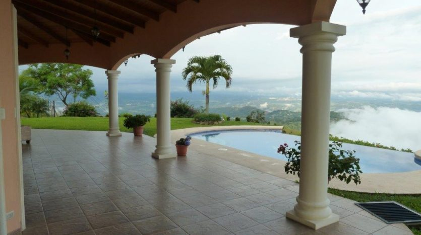 house mansion for sale in Atenas, Costa Rica