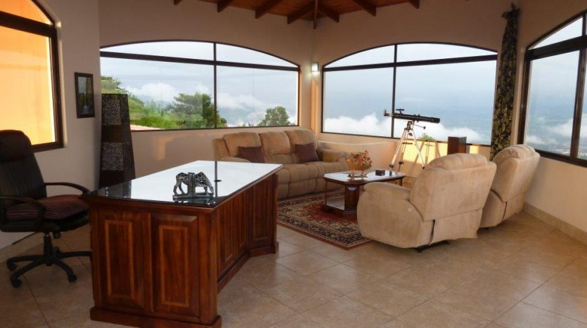 Costa Rica, Atenas, Best climate, houses for sales