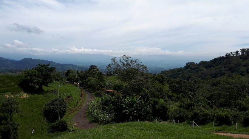 Lot for sale in Atenas Costa Rica with great views