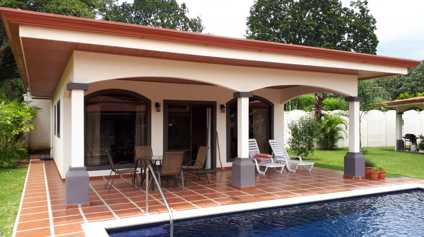 Atenas gated community property for sale in Costa Rica
