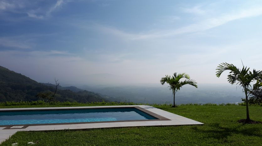 Best climate real estate house for sale in Atenas in Costa Rica