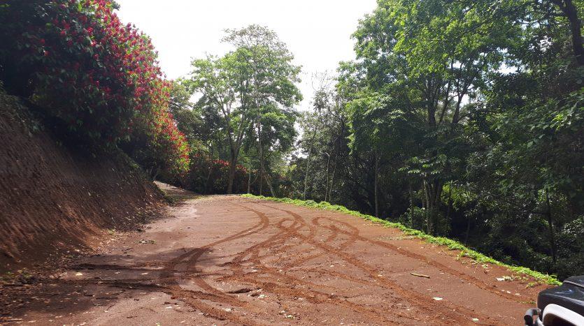Costa Rica Naranjo real estate lot for sale