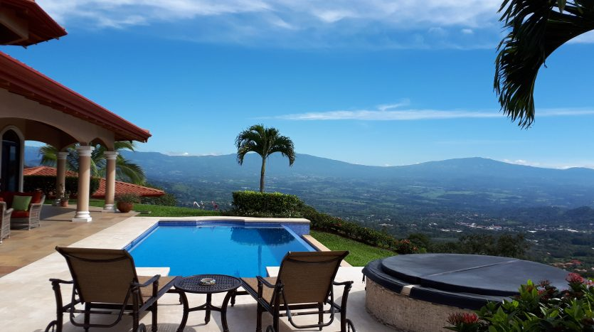 Atenas real estate sale of house in Costa Rica
