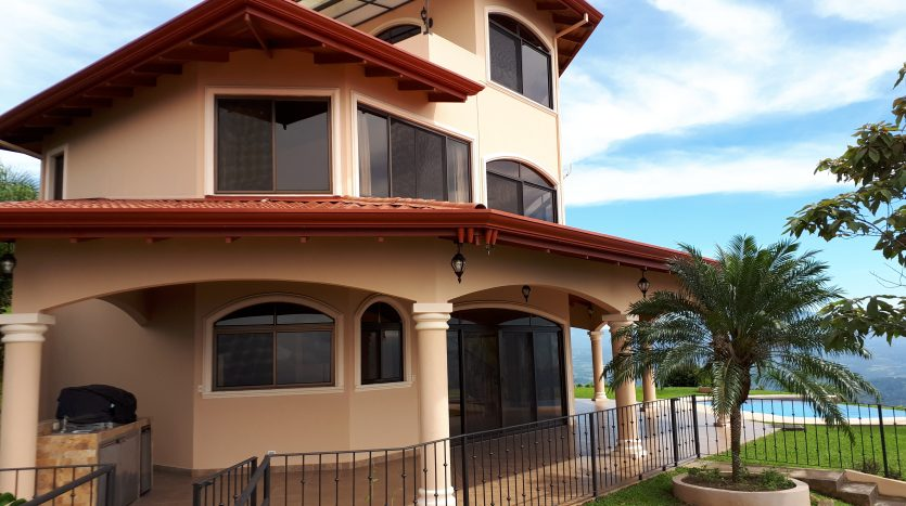 Atenas real estate house for rent in Costa Rica