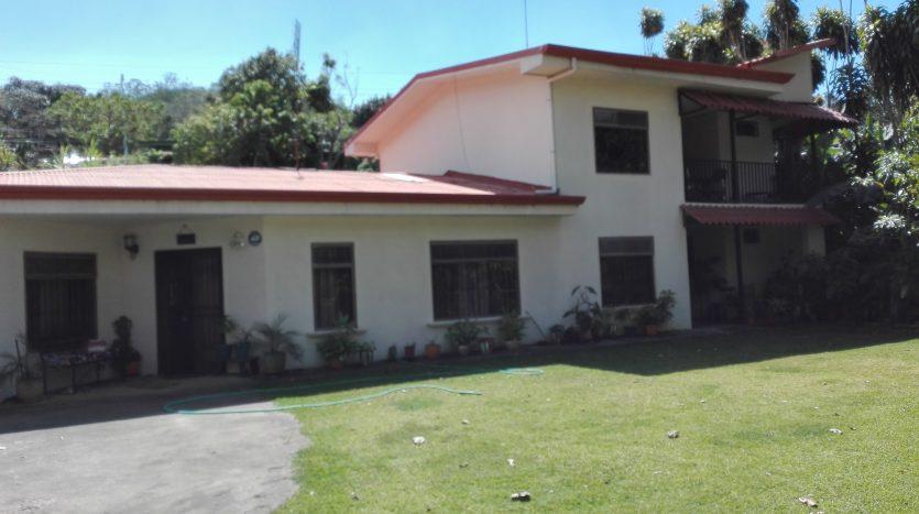 rental apartment house Atenas Costa Rica