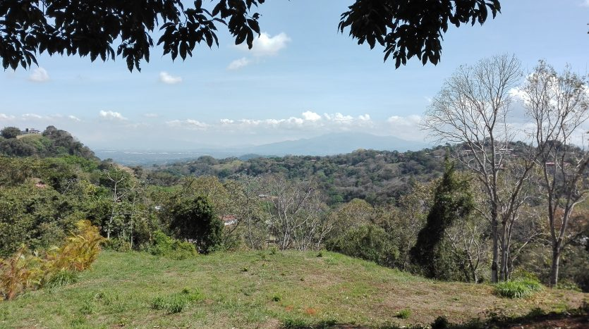 Atenas real estate property lot for sale in Costa Rica
