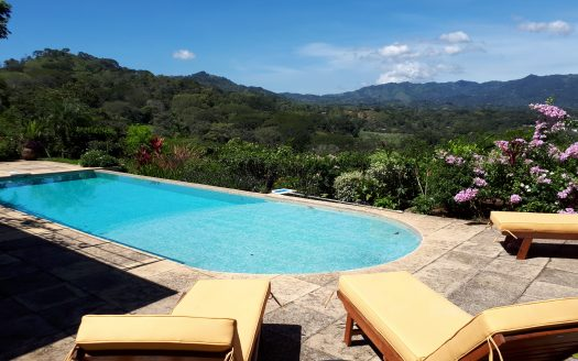 """""""best climate atenas real estate"""" house for sale in costa rica"""