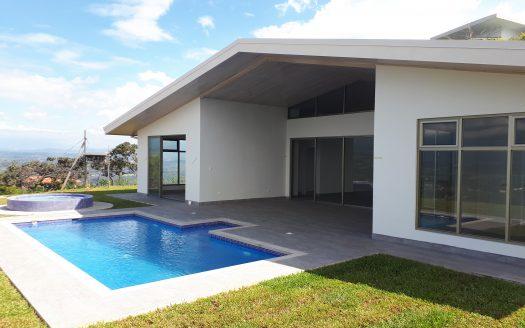 Atenas real estate sale of new home in Costa Rica