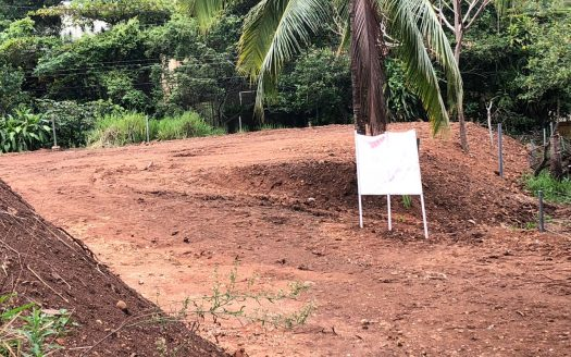 Costa rica real estate building lot for sale